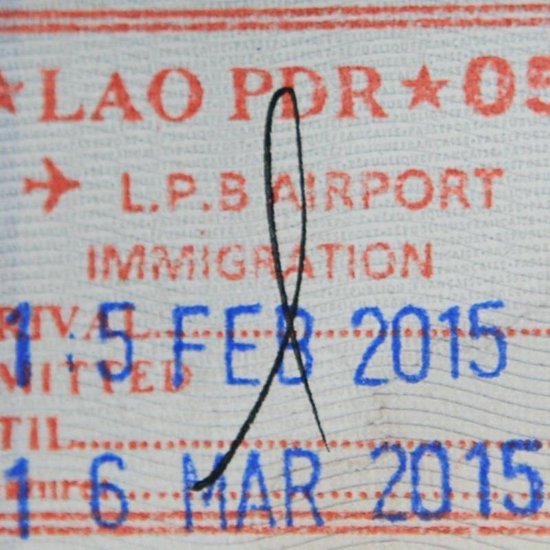 Laos Reiseinformation - Laos Visum Update 2019 – Einreise nach Laos